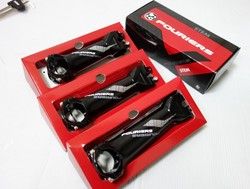 Fouriers SM-RA002 cnc liga de alumínio 31.8mm bicicleta haste 6 graus comprimento 80mm 90mm 100mm 110mm 120mm 130mm 140mm mm mm