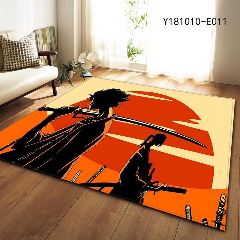 Creative comics 3D imprimé grand tapis pour salon chambre chevet Floormat moderne doux antidérapant zone tapis couverture décor à la maison