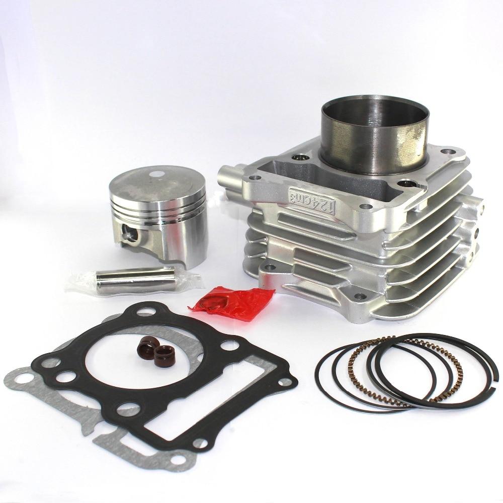 Metal Engine Motor Gear Camshaft for Suzuki GN125 GS125 GZ125 DR125