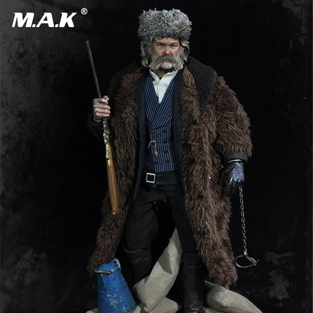 1/6 The Hateful Eight John Ruth The Hang Man Action Figure Collectible Model Toys rendell ruth the girl next door