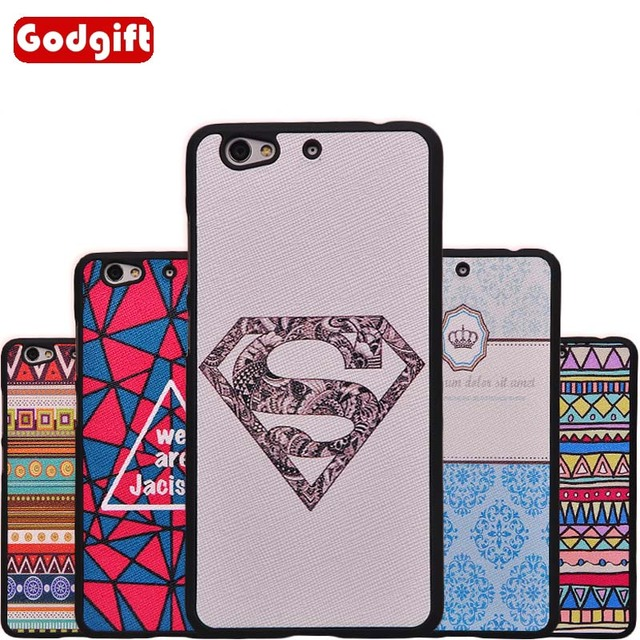 best service 219a1 18aa6 US $4.98 |GodGift BLU Vivo 5 Case Cover 5.5 inch Hard Plastic Black Cover  Phone Case For BLU Vivo 5 Cartoon Case BLU Vivo5 Phone Case on ...