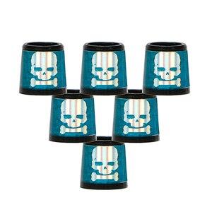 Image 3 - Nouveau crâne golf socket golf embouts pour fers et cales spécification: intérieur * supérieur * taille extérieure 9.3*15*13.8mm livraison gratuite