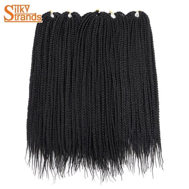 Trenzas cabello kanekalon
