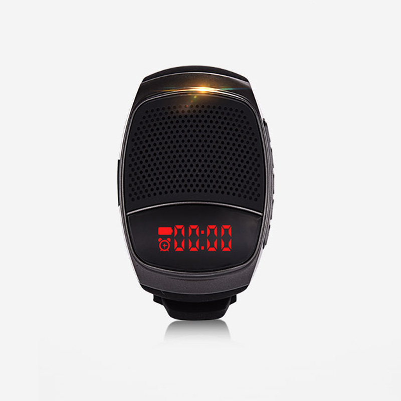 Sport Timer Ubit B90 Bluetooth Music Watch FM Radio Stereo Portable Speaker Bass Handsfree TF Card Wireless Speakers Gift outdoor portable bluetooth speaker wireless waterproof bass loud speaker 3d hifi stereo subwoofer support tf card fm radio