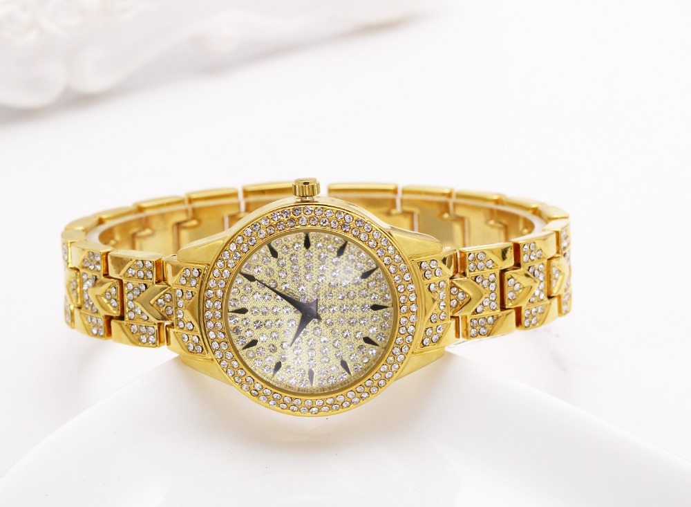 18k gold watches (4)
