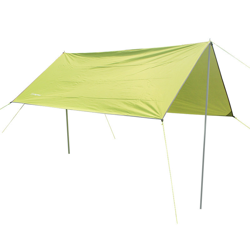 Outdoor Large Beach Tent Awning Gazebo UV Sun Shelter Canopy Hiking Picnic Sunshade Party 3*3m Camping Tente ZYP01 outdoor summer tent gazebo beach tent sun shelter uv protect fully automatic quick open pop up awning fishing tent big size