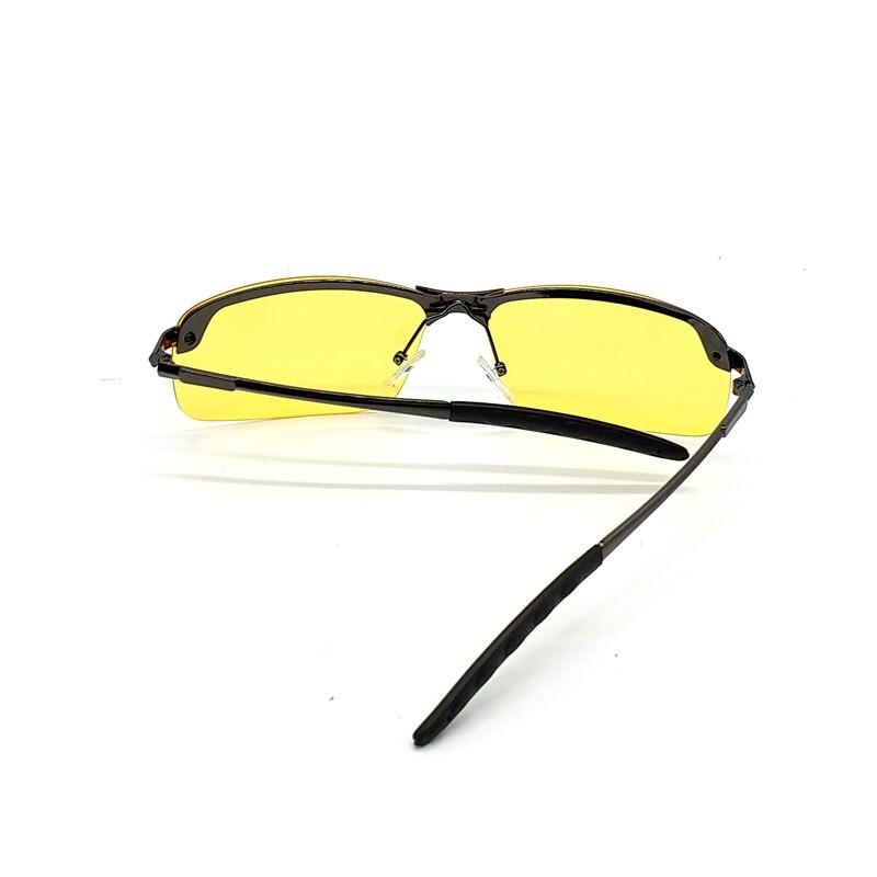 804310385b Amarillo gafas de Sol Polaroid de Los Hombres Gafas de Sol Para Conducir de  Noche En El Oscuro Polarizado Lente Lentes De Sol Amarillo 10 unids/lote en  ...