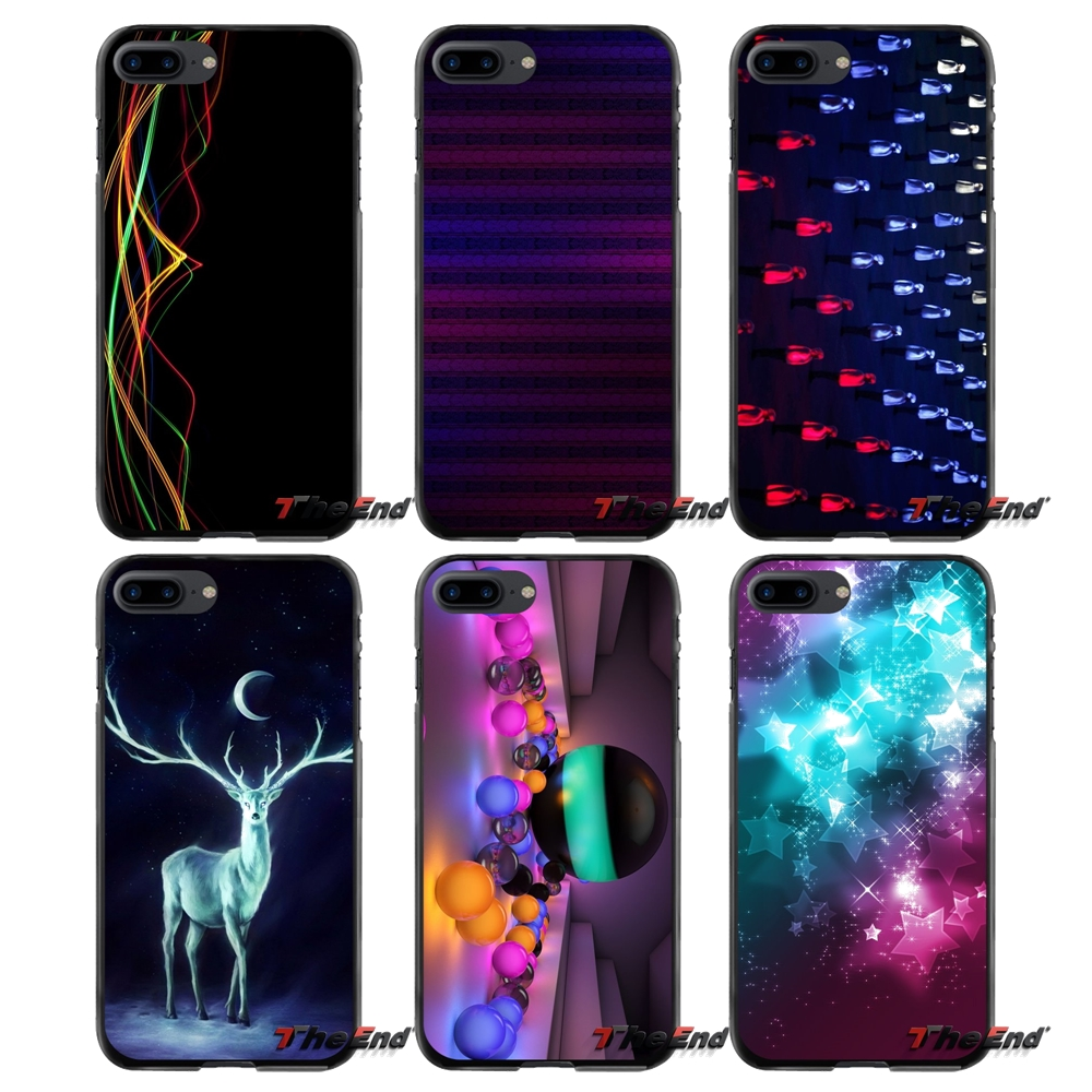 For Apple iPhone 4 4S 5 5S 5C SE 6 6S 7 8 Plus X iPod Touch 4 5 6 Accessories Phone Shell Covers Luminous