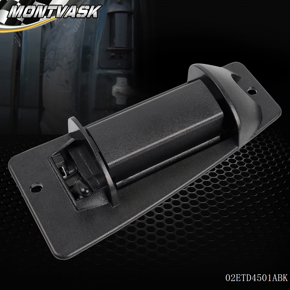 Free Shipping Rear Left Outside Door Handle For Chevrolet Silverado Sierra Extended Cab OEM GM1520115 15758172