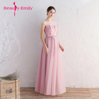 Beauty Emily Elegant School Party Dress Bridesmaid S Dresses Custom A Line Bridesmaid Gowns Birthday Party