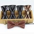 Valor de moda Pu Homens De Couro Patchwork Gravata Gravata borboleta Feminino Prata Ouro vermelho Adulto Festa de Casamento Cravate Homme Laços Para homens
