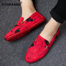 2019 New Fashion Men Loafers Casual Shoes