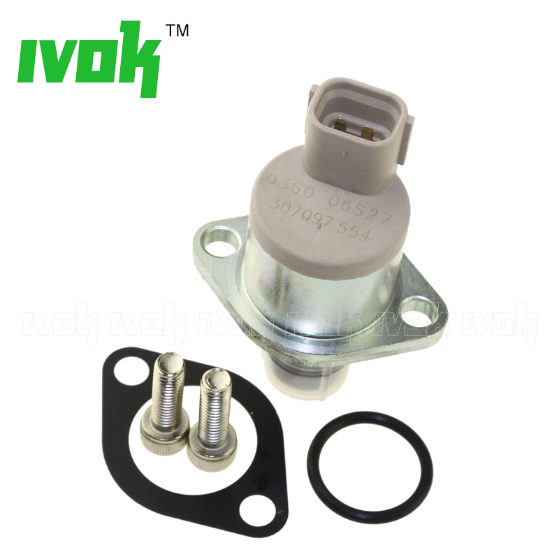 294200-0360 Fuel Injector Pump Metering Pressure Suction Control Valve SCV For Toyota Mitsubishi Mazda Nissan Navara 2942000360 diesel suction control valve 8 98043687 0 scv 294200 0650 for mazda