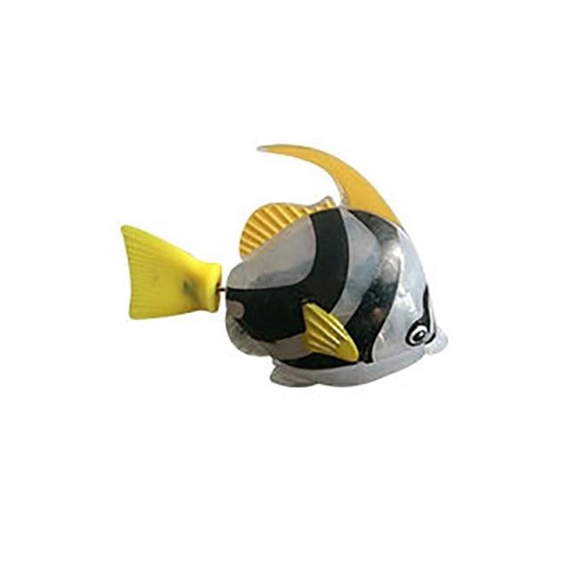 1PCS Robot Electronic Deep Sea Plastic Swimming Fish  4