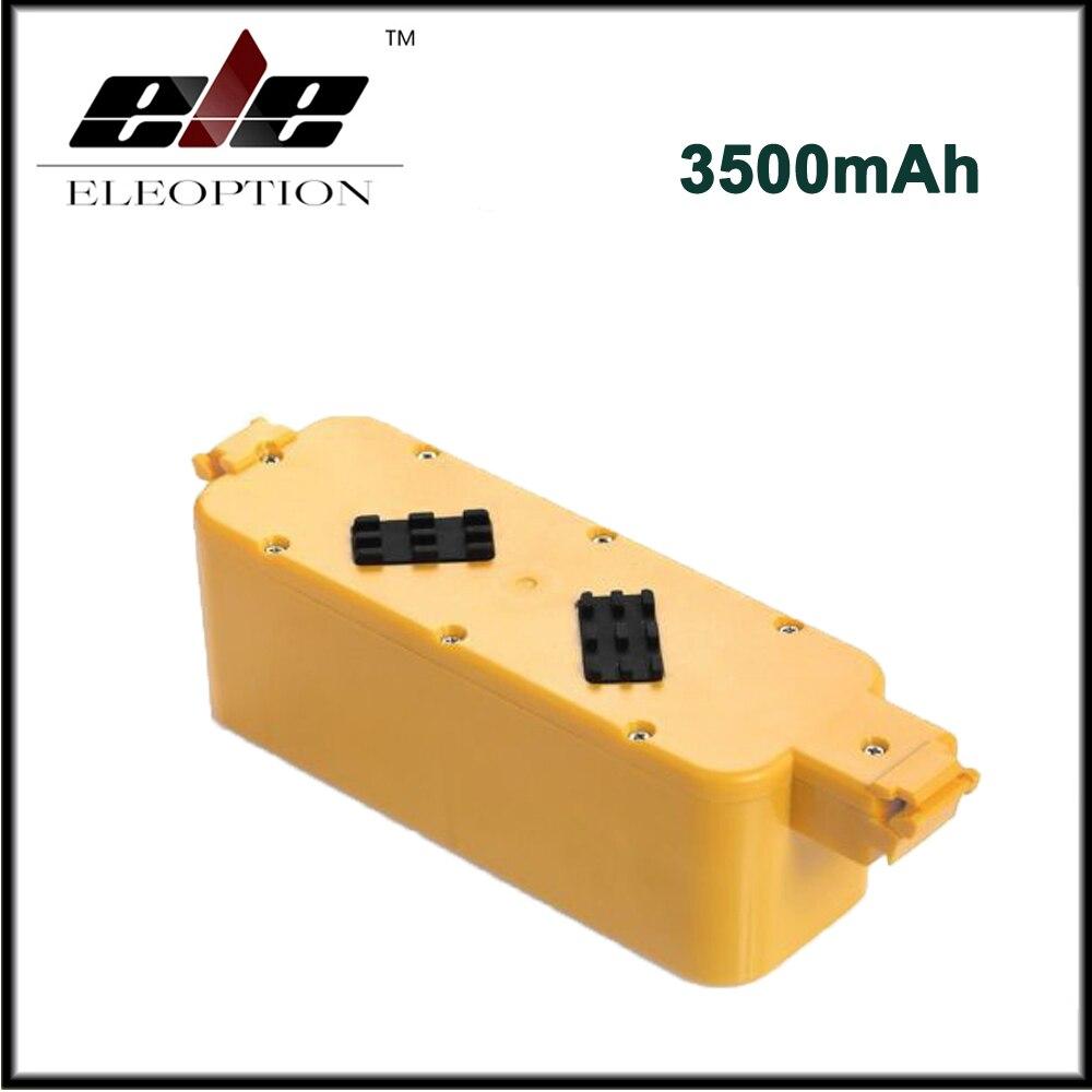 3500mAh Ni-MH 14.4V Replacement Vacuum Battery For iRobot Roomba APC 400 4000 4905 4210 Discovery Series утяжелитель браслет для рук и ног indigo цвет красный 0 1 кг 2 шт