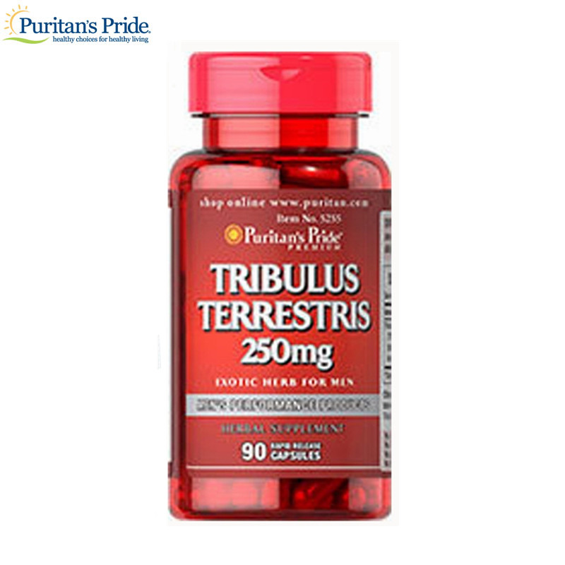 Free shipping Tribulus Terrestrs 250 mg exotic herb for men 90 capsules now foods candida support 90 veg capsules free shipping