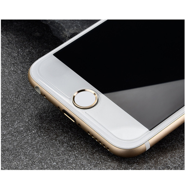 protective glass on the iPhone 5s 6 7 9H 2.5D Ultra Thin Explosion proof Tempered Glass Screen Protector For iPhone4 5 5C 5S SE