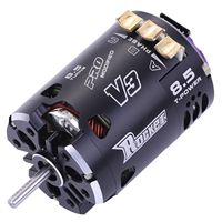 LCLL SURPASS HOBBY 540 8.5T 4250KV V3 Sensored Brushless Motor Modified for 1/10 RC Car Truck