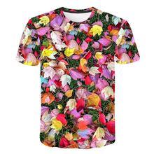 Newest Scenery 3D T shirts Men T-shirts 3D Printed Tops Hot Sale Tees New Short Sleeve Tshirt Male Camisetas Brand M-5XL женская футболка 3d 2015 t emoji t camisetas flowers