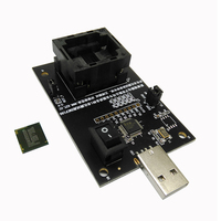 Emcp162 186 Socket Adapter Smart Digital Device Nand Flash Memory Chips Data Recovery Burn In Test
