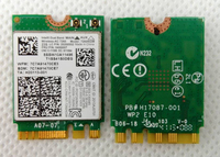 Intel Dual Band Wireless AC 7260 WiFi + Bluetooth 4.0 Combo card For Lenovo Thankpad Y40 Y50 t440s Series ,FRU 04x6007 20200552