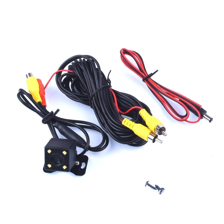 HD Video Auto Monitor de estacionamiento LED de visión nocturna que - Accesorios de interior de coche - foto 4