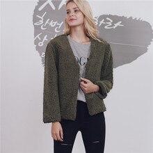 best europe imitation lamp fur parkas winter warm jacket fashion style faux fur winter coat