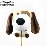 Golf Club 1 Driver Headcover Golf One Wood Set Animal Head Caps Protective Cover Golf Accessories