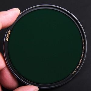 Image 2 - Zomei Filtro ND8 ND64 ND1000 Neutral Multicoated Density Optical Glass Filter Light Reduction MirrorSliver Rimmed 49~82mm