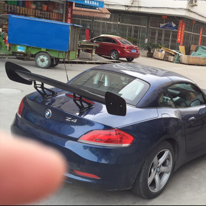 Bmw Z 4 Price: Car Styling Carbon Fiber Universal GT Rear Spoiler Trunk