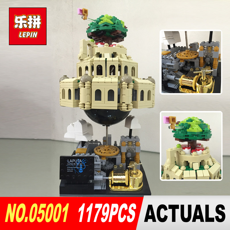 XingBao 05001 1179Pcs Genuine Creative MOC Series The City in The Sky Set Educational Building Blocks Bricks Model XB-05001 xingbao 05001 1179pcs city in the sky set genuine creative moc series educational building blocks bricks model toys for children