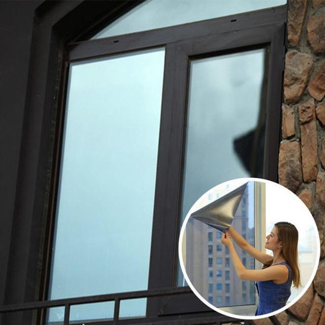 3m 2m 1m 50cm 40cm multi size window film one way