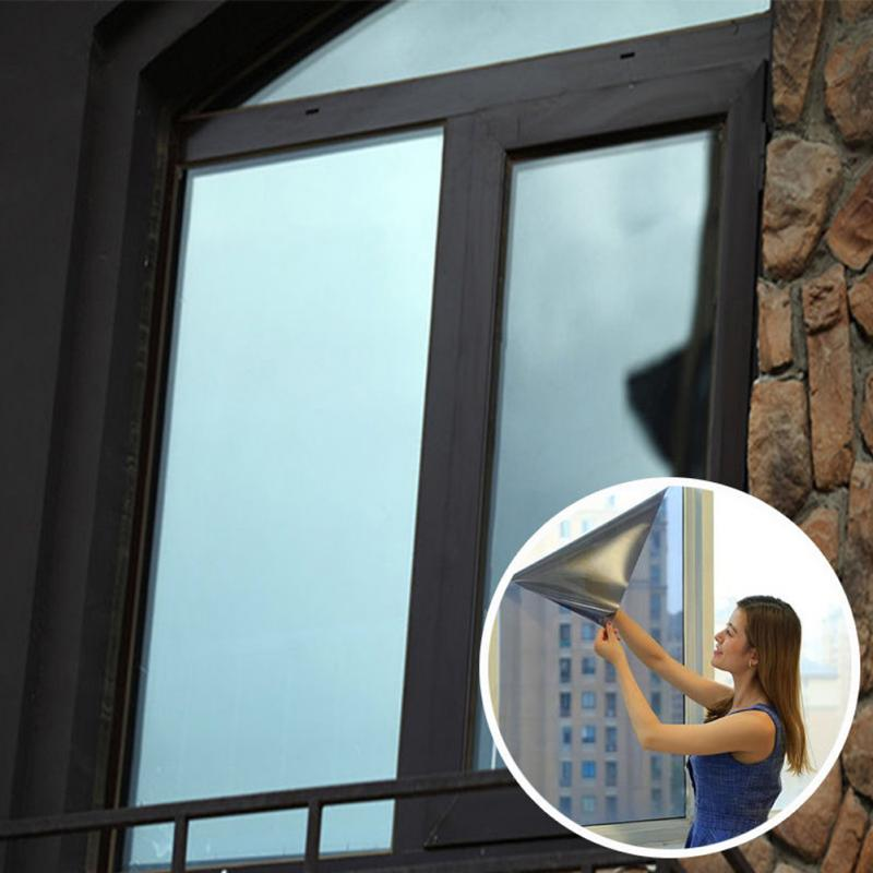 3m 2m 1m 50cm window film one way mirror insulation for Mirror 1 movie