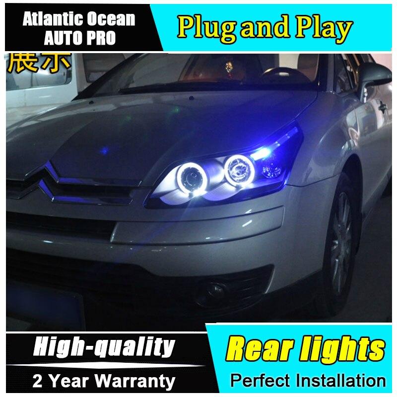 Citroen C-Crosser Clear Halogen Xenon HID Parking Beam Side Light Bulbs