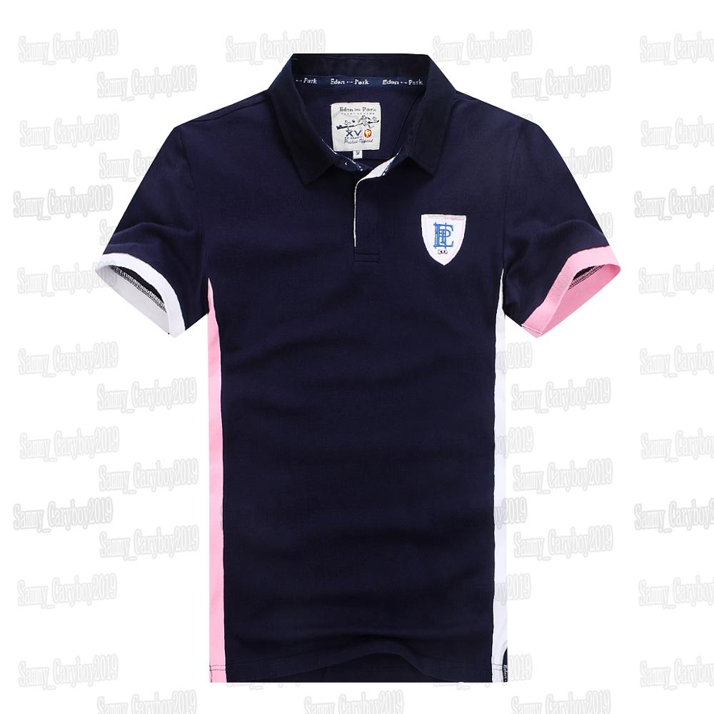 eden park best selling tee shirt homme short polo men 39 s france nice casual style high quality