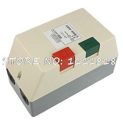 цена на AC 380V 1.3A Motor Start Stop Control Station Magnetic Starter