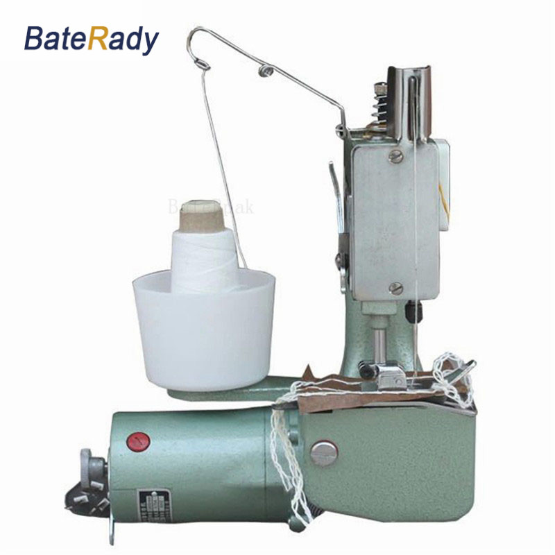GK9-2 BateRady Ruční šicí stroje, Ruční paket stroj, PP tkané sáček bližší, elektrické přenosné šicí stroje.rice taška těsnění