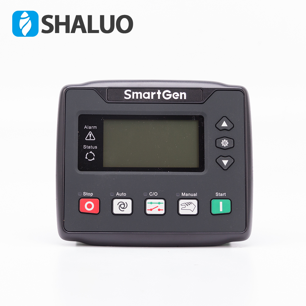 New HGM420N Diesel generator set controller auto start genset electronic smartgen universal LCD display remote board controller