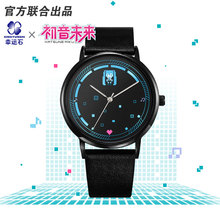 Anitoy Anime Cosplay Hatsune Miku Figure Model Female Watches Toy Collection Role Kagamine RIN&LEN Vocaloid цены