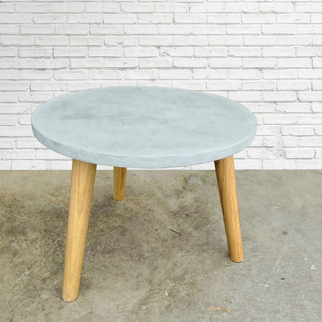 Us 28875 25 Offround Triangle Cement Table Top Mould Living Room Coffee Table Concrete Furniture Desktop Silicone Mold In Clay Molds From Home