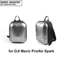 Novo Caso para DJI Zangão MAVIC Caso Mavic Air Pro Saco Faísca Zangão Ar Corpo/Baterias/Controlador Carry caso Bolsa de Acessórios