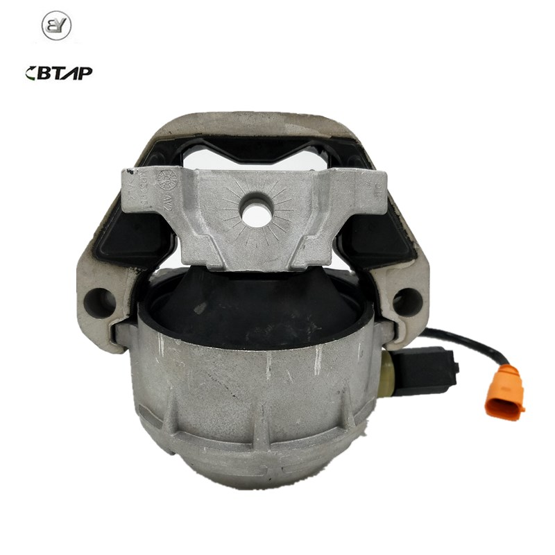 Front Left Electronically Controlled Hydro Engine Mount for Audi A6.