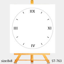 AZSG Digital clock Clear Stamps/Silicone Transparent Seals for DIY scrapbooking Card Making