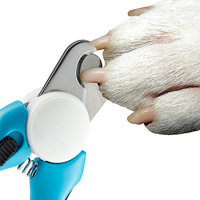High Quality Pet Cat Dog Stainless Steel Nail Clippers For Large Dog Puppy Nail Scissor Grooming