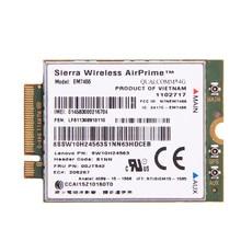 Sierra Wireless EM7455 4G LTE Gobi6000 Qualcomm Wireless LTE FDD WWAN IBM FRU:00JT542 for Lenovo T460 T460p L560 Yoga 260 P50 недорого