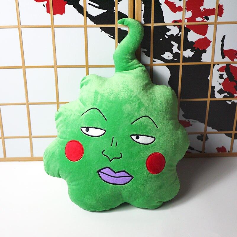 HTB1SCwyc8Gw3KVjSZFwq6zQ2FXaQ Pelúcia Mob psycho 100 brinquedo de pelúcia anime mobu saiko hyaku dimple figura travesseiro macio cosplay boneca recheada 35*50cm para o presente