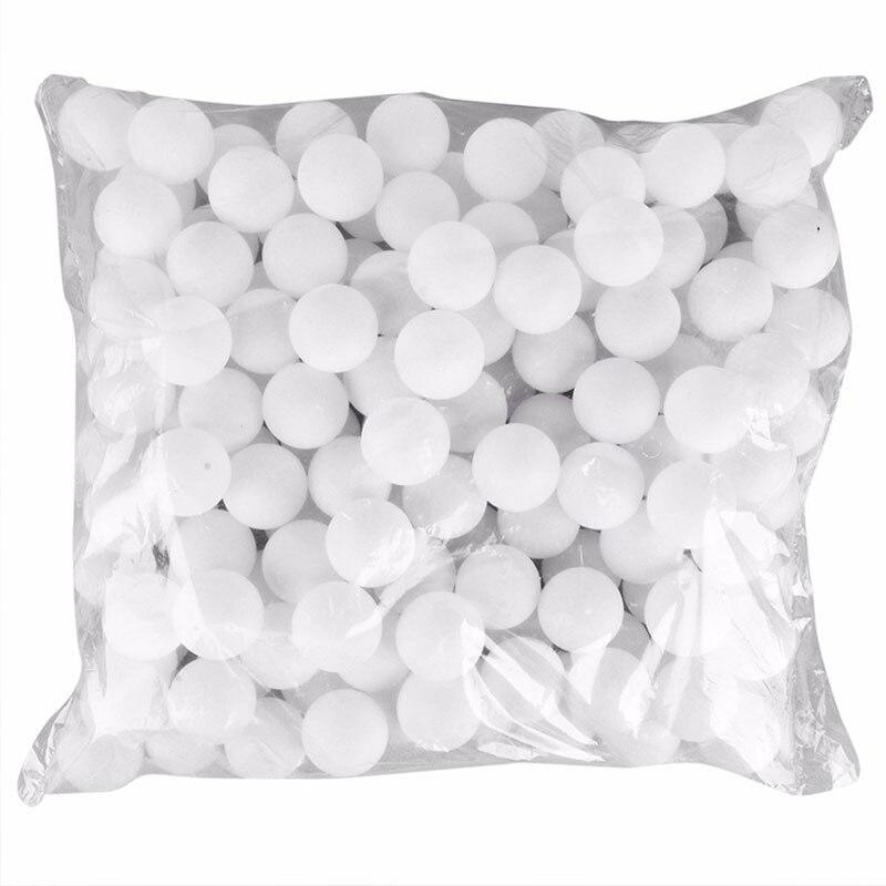 150 шт./компл. 38 мм мячи для пивного понга Мячи для пинг понга питьевые белые мячи для настольного тенниса спортивные аксессуары Мячи Спортивные Принадлежности