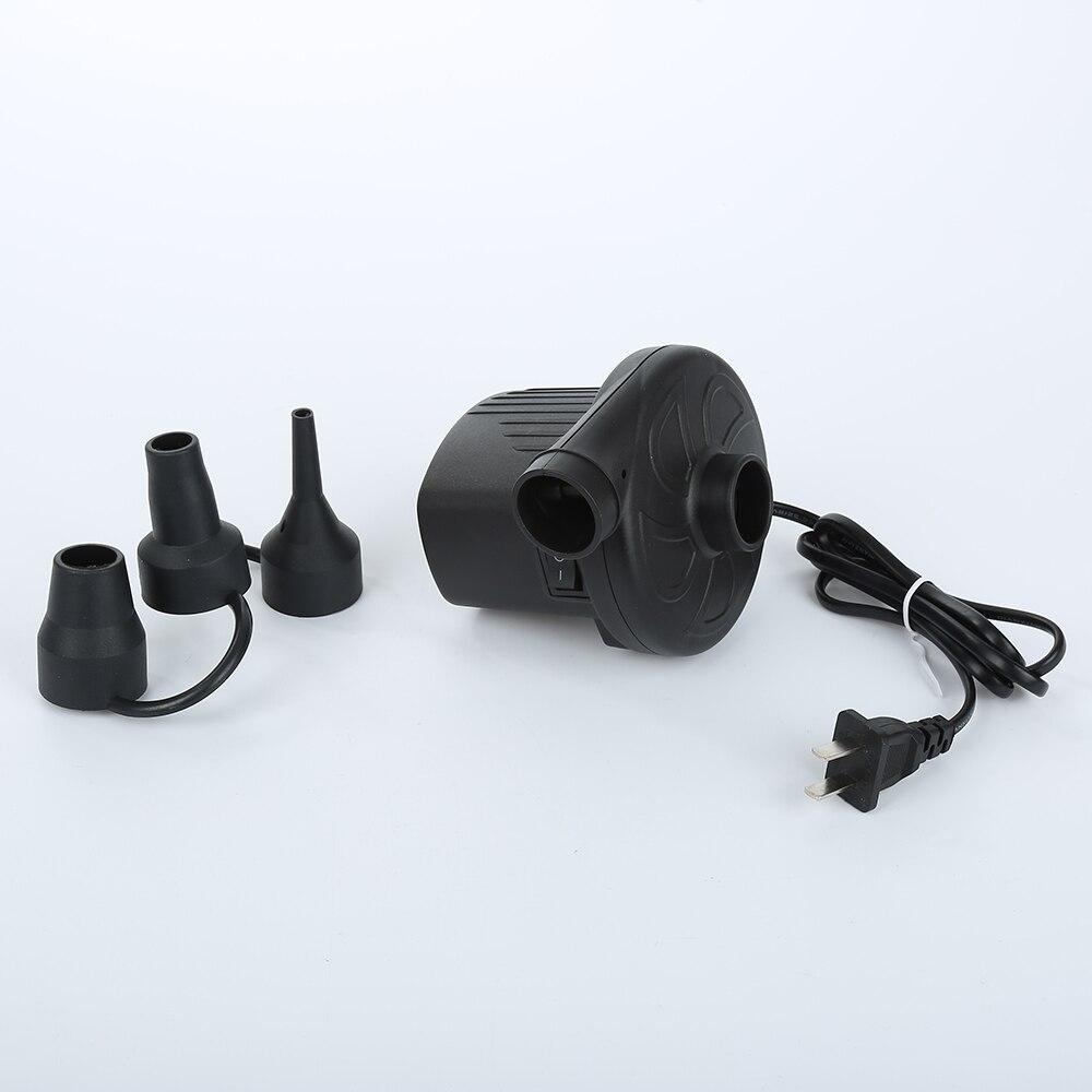 air mattress car pump ₩Car Auto DC 12V 3500Pa Electric Air Pump for Air Mattress  air mattress car pump