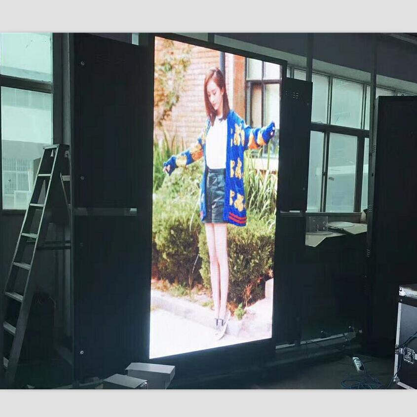 Customizable P2/P2.5/P3/P4/P5/P6 Indoor Led Display Advertising Machine
