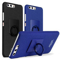 Huawei P10 Case IMAK Frosted Plastic Back Cover Case For Huawei P10 5.1 inch with Gift Screen Protector